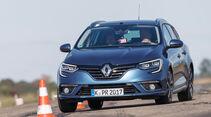 Renault Mégane Grandtour dCi 130, Frontansicht