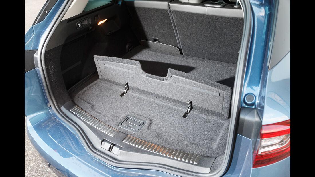 Renault Mégane Grandtour dCi 130, Kofferraum