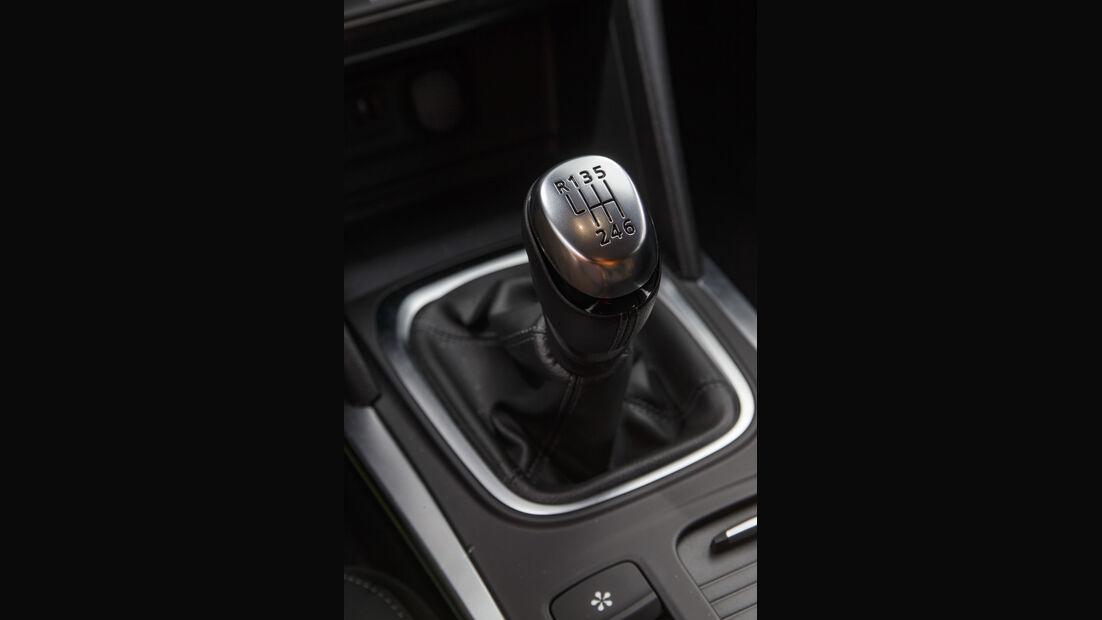 Renault Mégane, Interieur