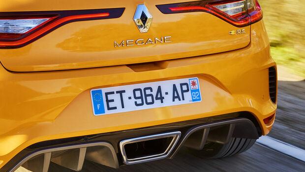Renault Mégane Megane RS R.S. 2018 Fahrbericht