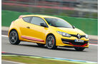Renault Mégane R.S., Seitenansicht