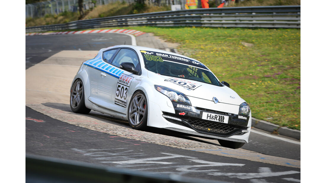 Renault Mégane R.S. - Startnummer #503 - VT2 - VLN 2019 - Langstreckenmeisterschaft - Nürburgring - Nordschleife