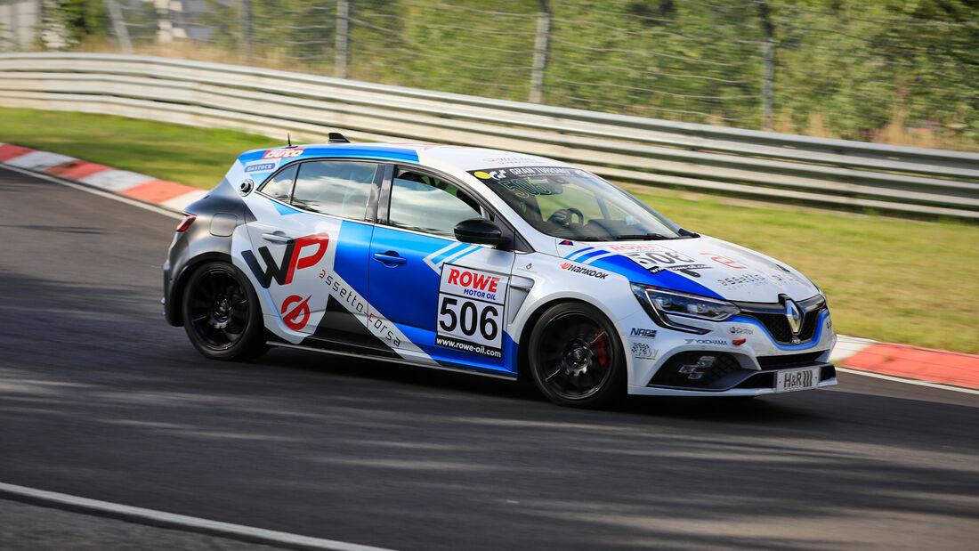 Renault Mégane R.S. - Startnummer #506 - VT2 - NLS 2020 - Langstreckenmeisterschaft - Nürburgring - Nordschleife