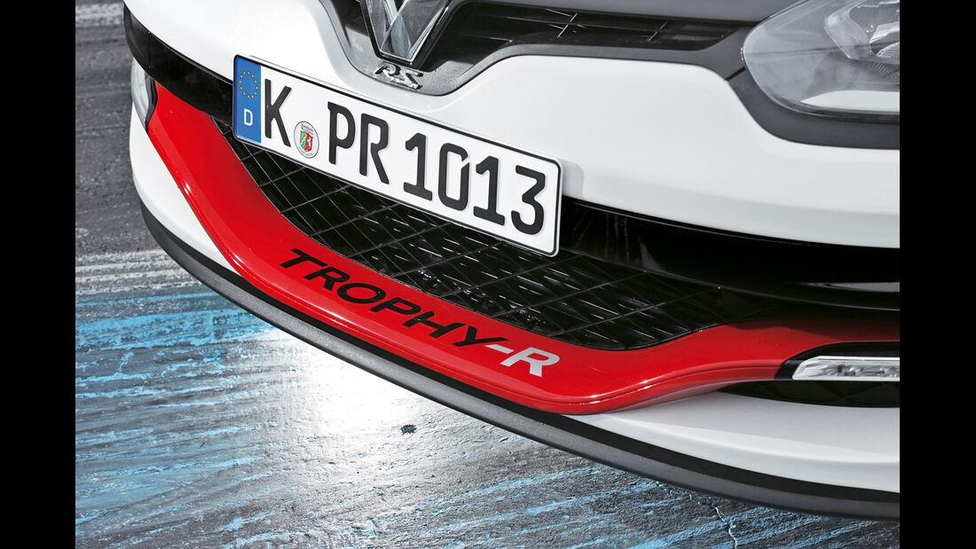 Renault Mégane R.S. Trophy-R, Kühlergrill