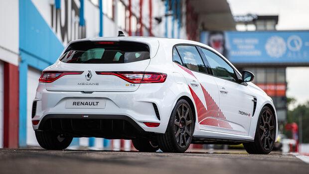 Renault Mégane R.S. Trophy-R Record