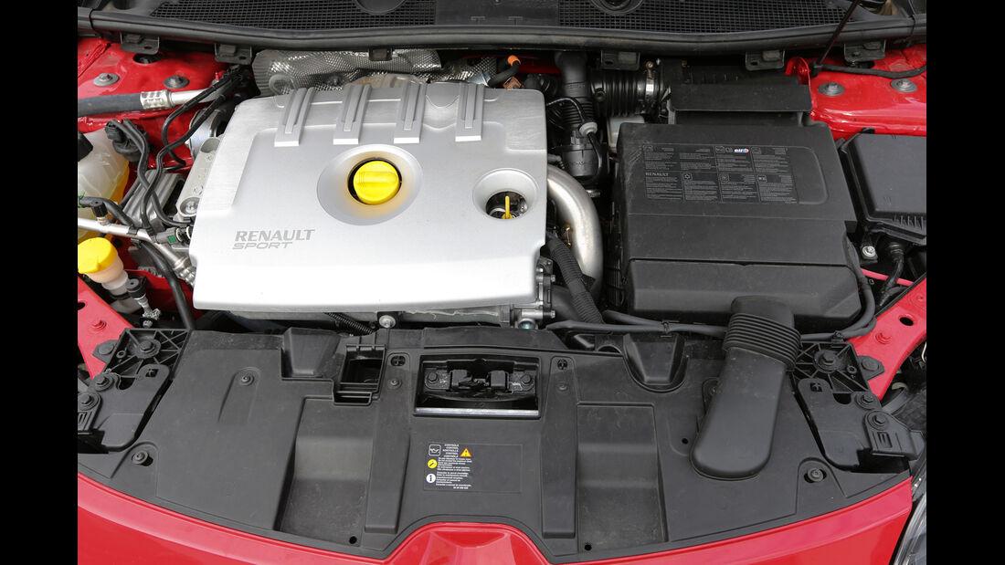 Renault Mégane RS, Motor