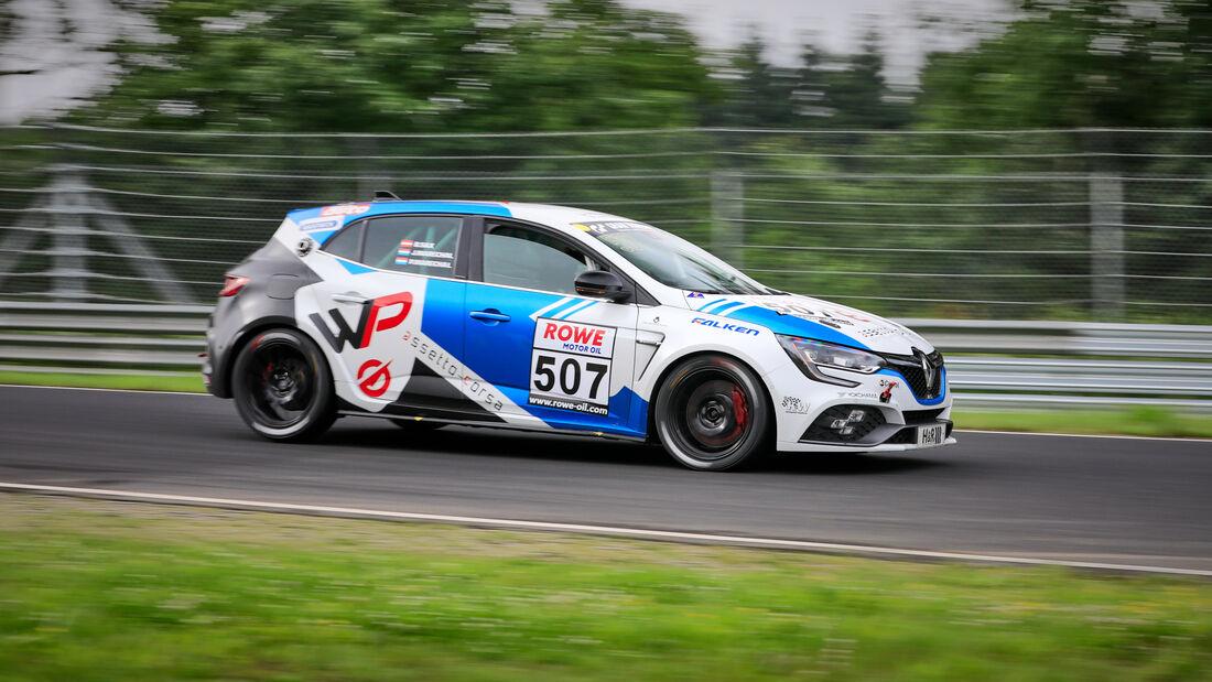 Renault Mégane RS - Startnummer #507 - VT2 - NLS 2021 - Langstreckenmeisterschaft - Nürburgring - Nordschleife