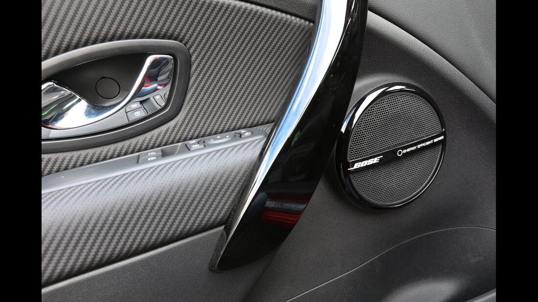 Renault Mégane RS, Türgriff, Lautsprecher