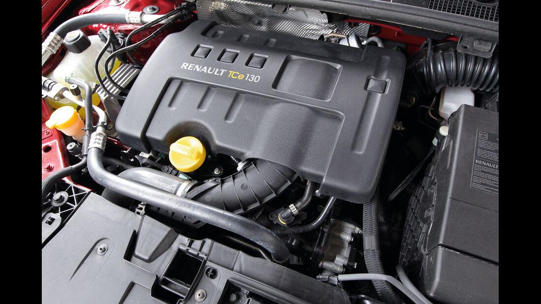 Renault Mégane TCe 130, Motor