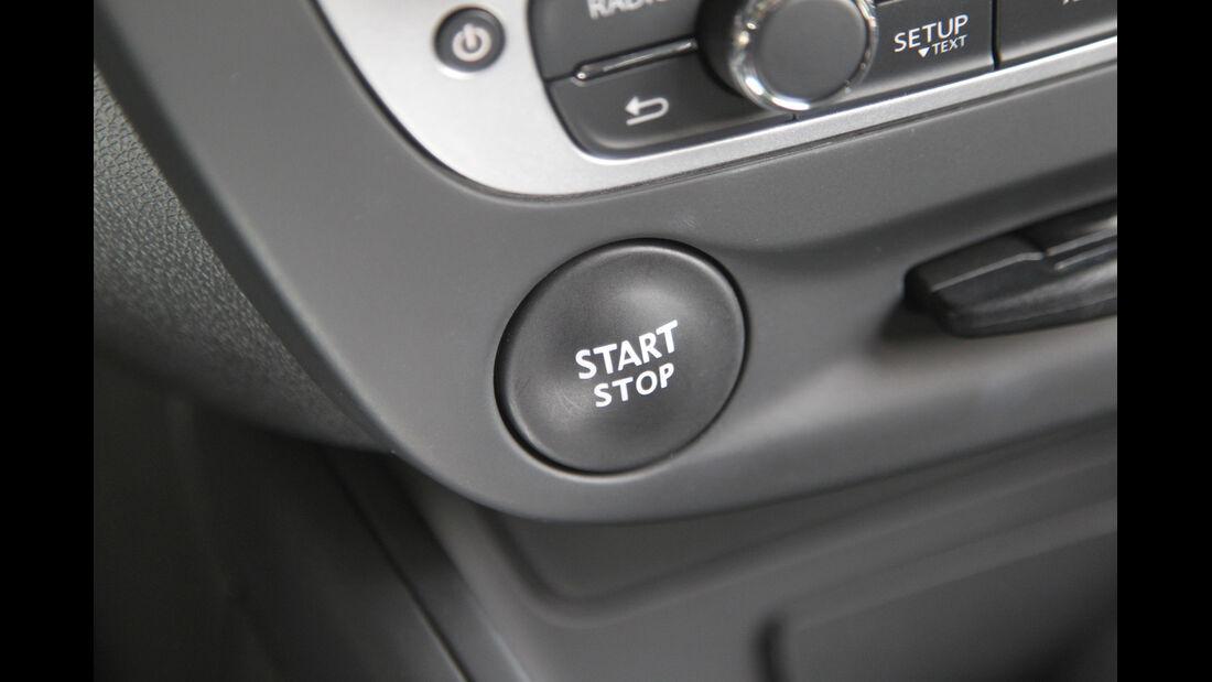 Renault Mégane TCe 130, Start-Stopp-Automatik