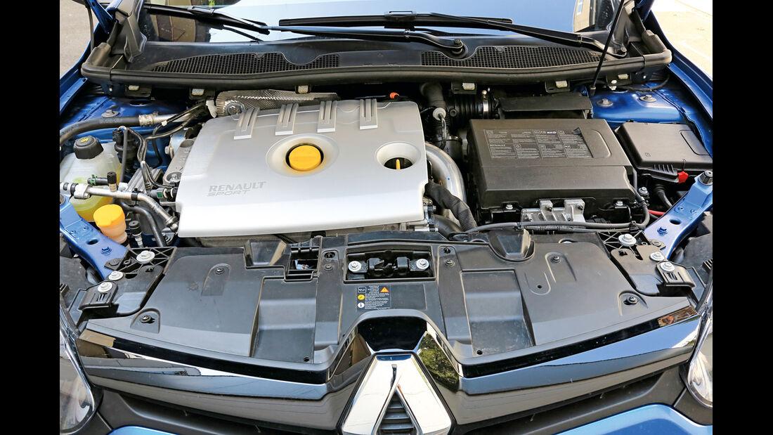 Renault Mégane TCe 220 GT-Line, Motoren