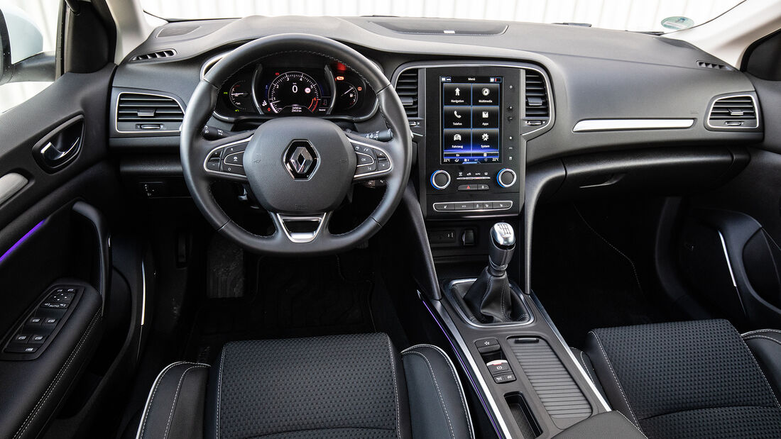 Renault Mégane Tce 140 Bose Edition, Interieur