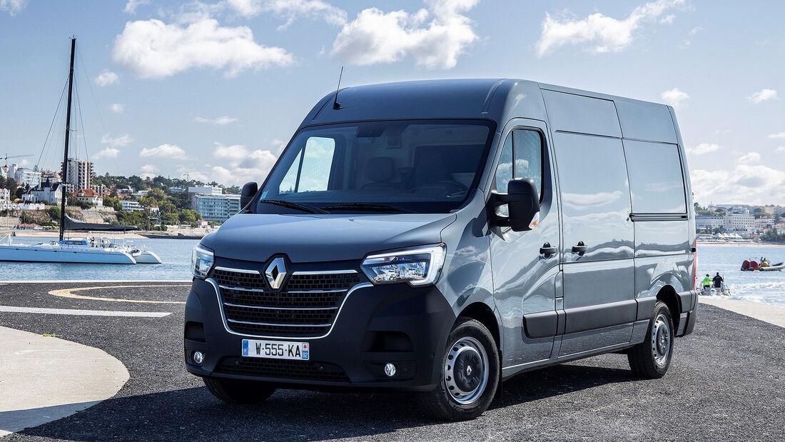 Renault Master Modellpflege 2019