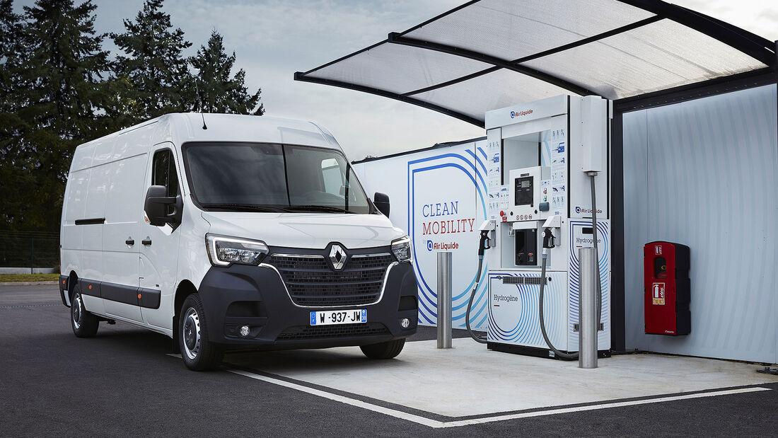 Renault Master Z.E. Hydrogen