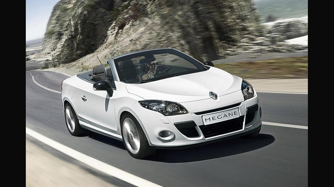 Renault Megane CC Coupé Cabriolet