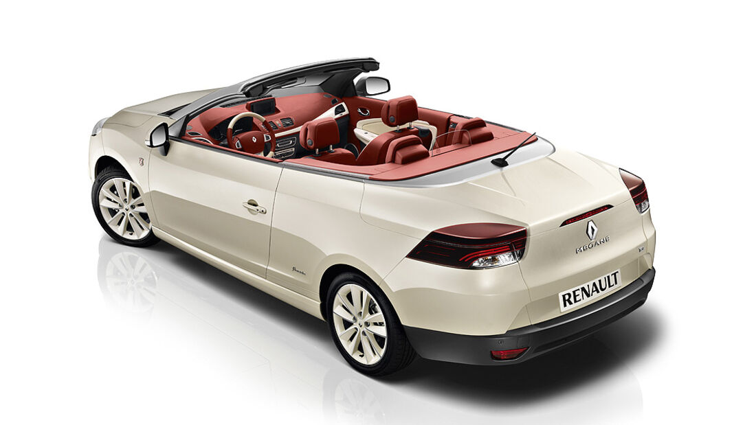 Renault Megane Coupe Cabrio CC Floride Sondermodell