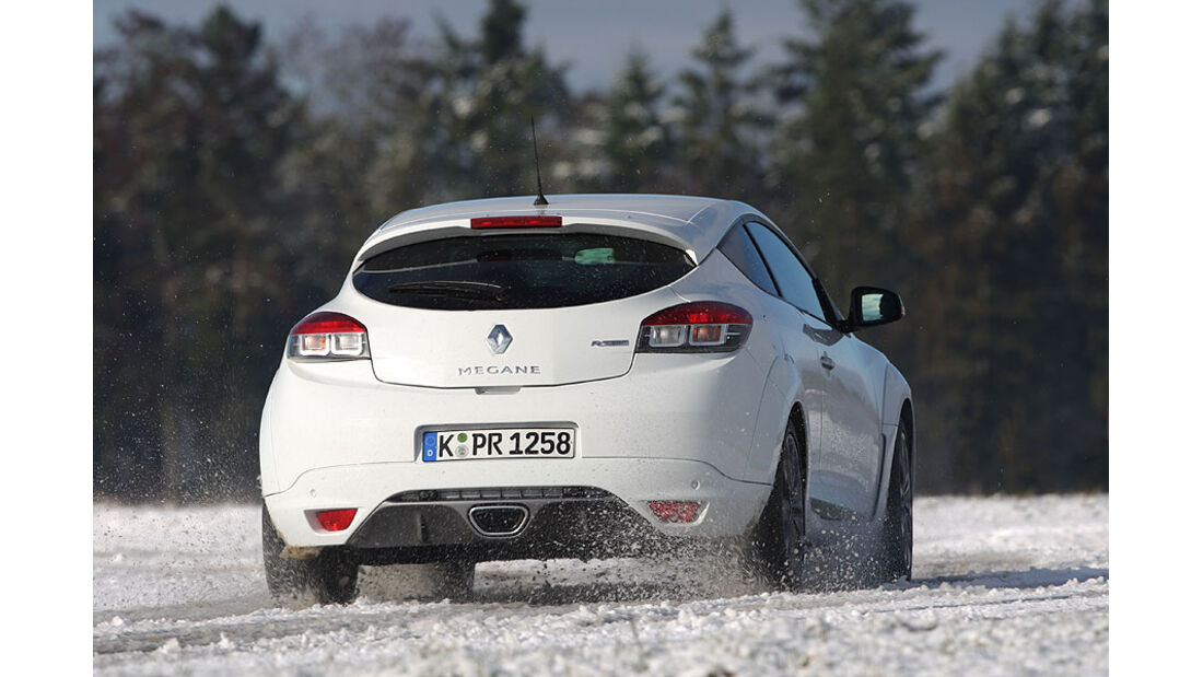 Renault Megane Coupe TCE 250 RS