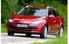 Renault Megane Grandtour, Frontansicht
