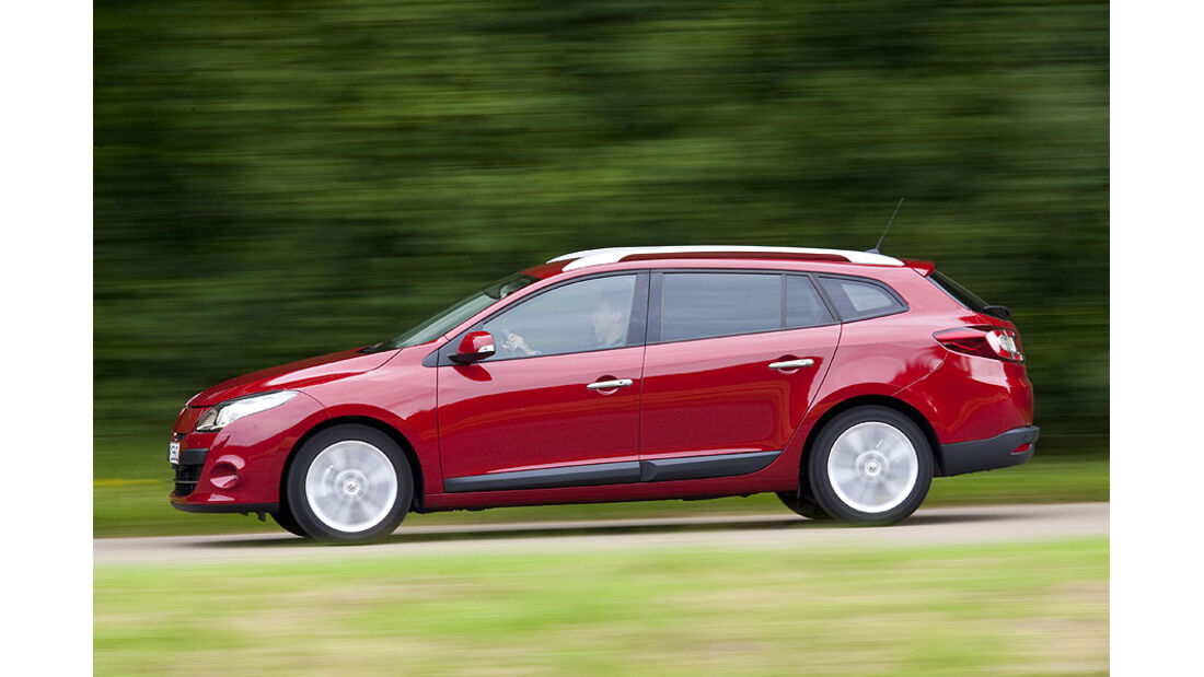 Renault Megane Grandtour TCe 130 Luxe