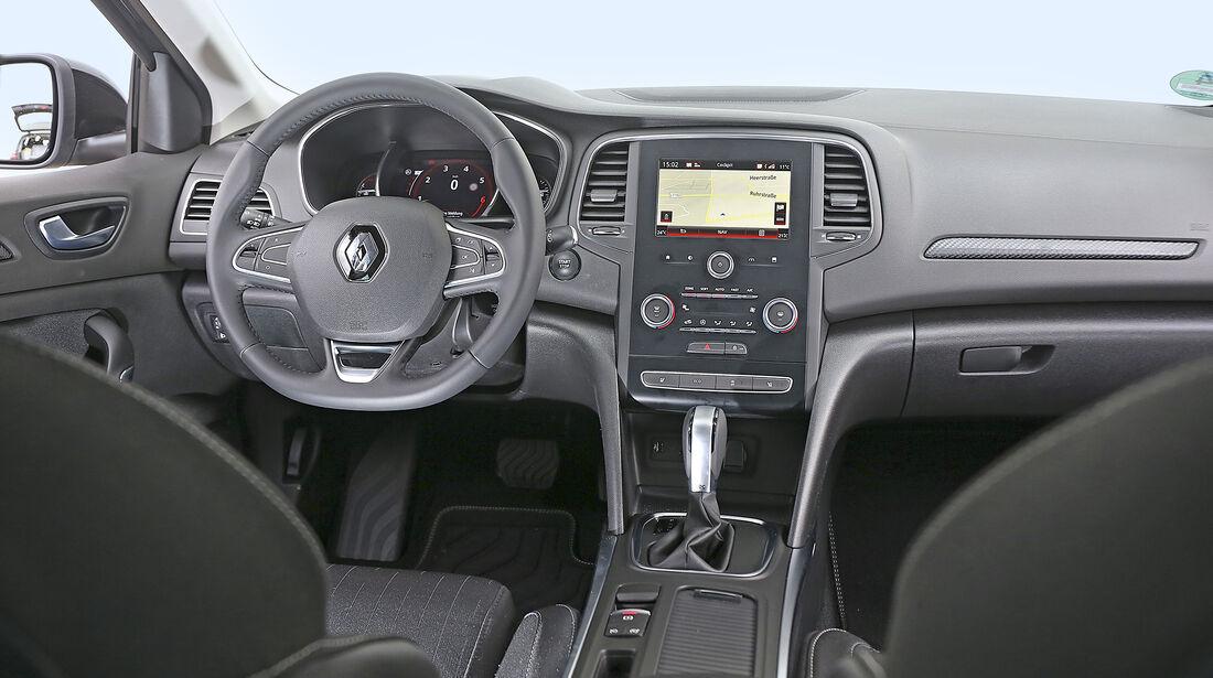 Renault Megane, Interieur