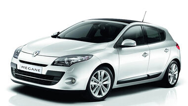 Renault Megane Night and Day