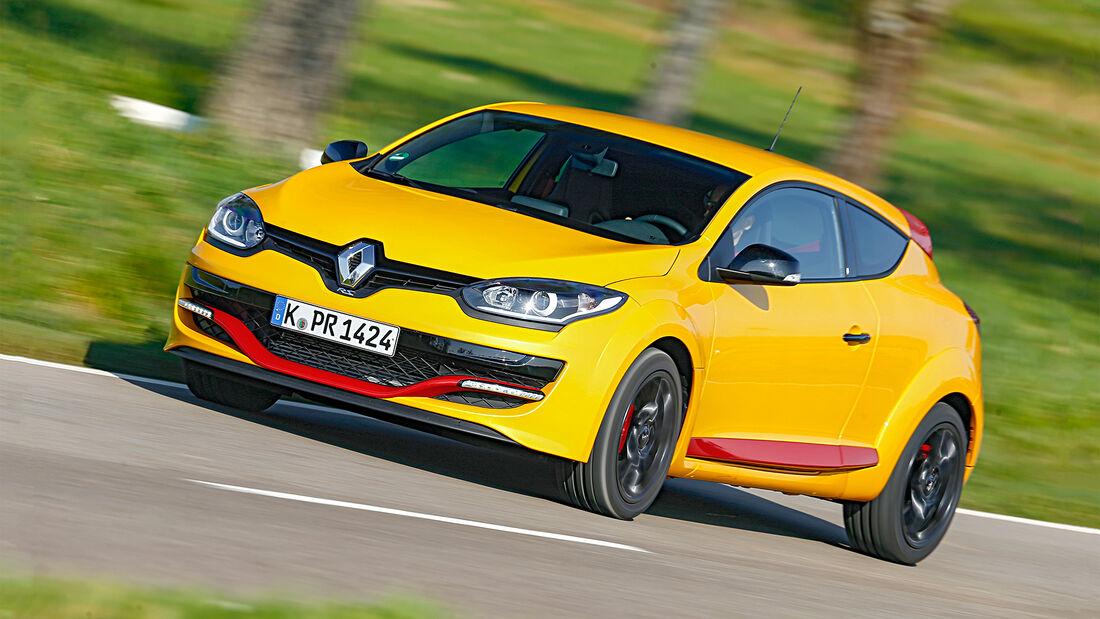 Renault Megane R.S., Exterieur