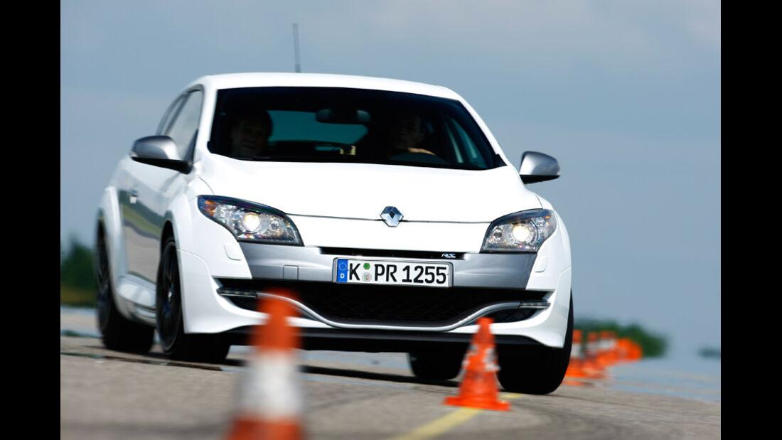 Renault Megane R.S., Front
