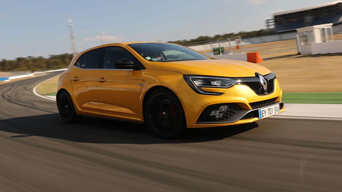 Renault Megane R.S., Front, Hockenheimring