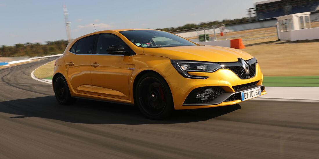 Der Renault Megane R S Supertest Auto Motor Und Sport