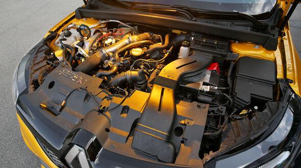 Renault Megane R.S., Motor