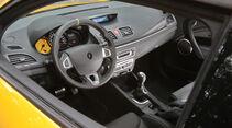 Renault Megane R.S. Trophy, Cockpit