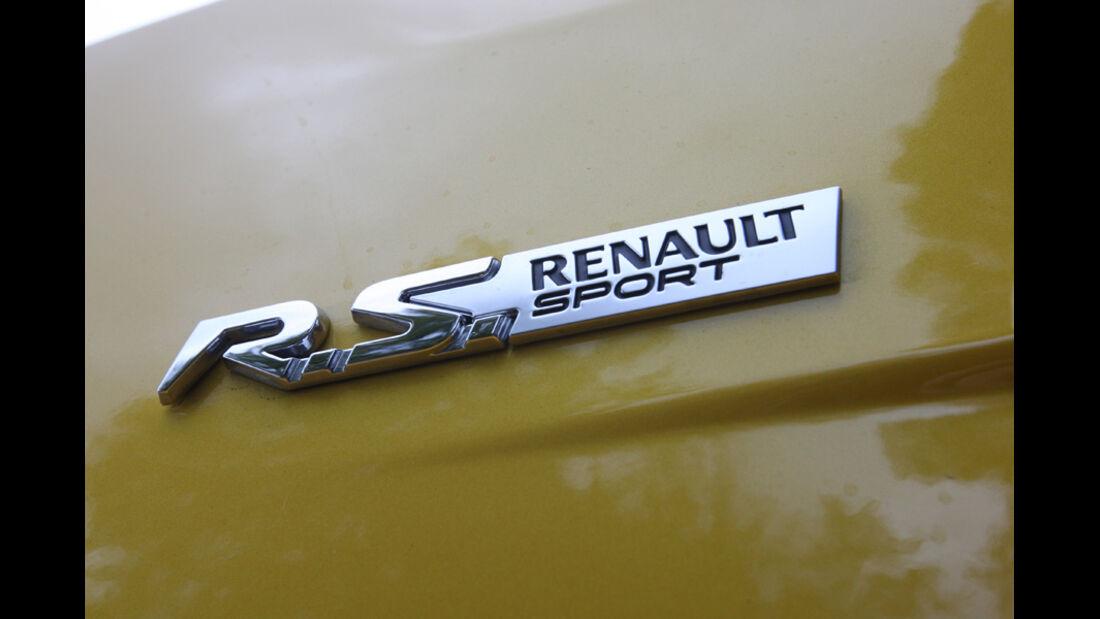 Renault Megane R.S. Trophy, Typenbezeichnung