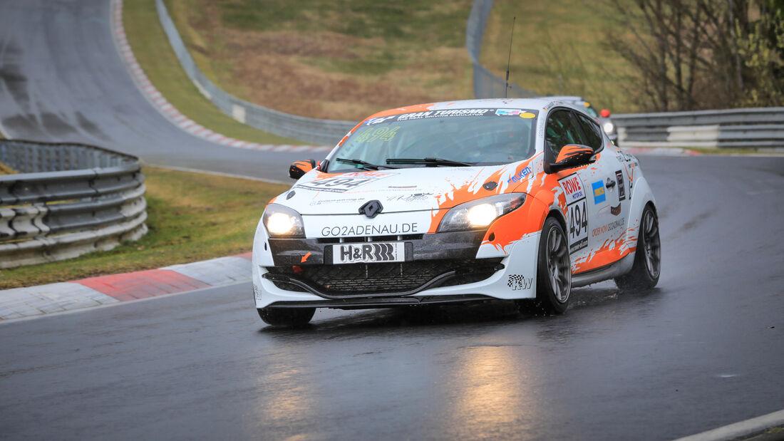 Renault Megane RS - Startnummer #494 - rent2drive-FAMILIA-racing - VT2 - NLS 2021 - Langstreckenmeisterschaft - Nürburgring - Nordschleife