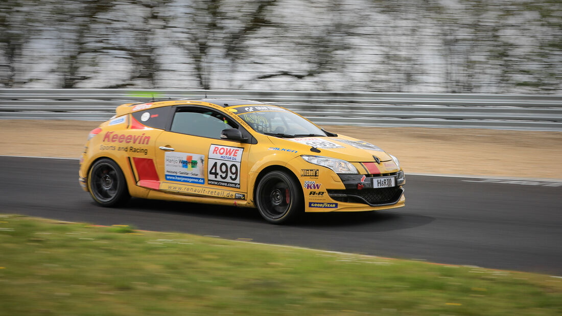 Renault Megane RS - Startnummer #499 - MSC Wahlscheid Keeevin Sports & Racing - VT2 - NLS 2021 - Langstreckenmeisterschaft - Nürburgring - Nordschleife
