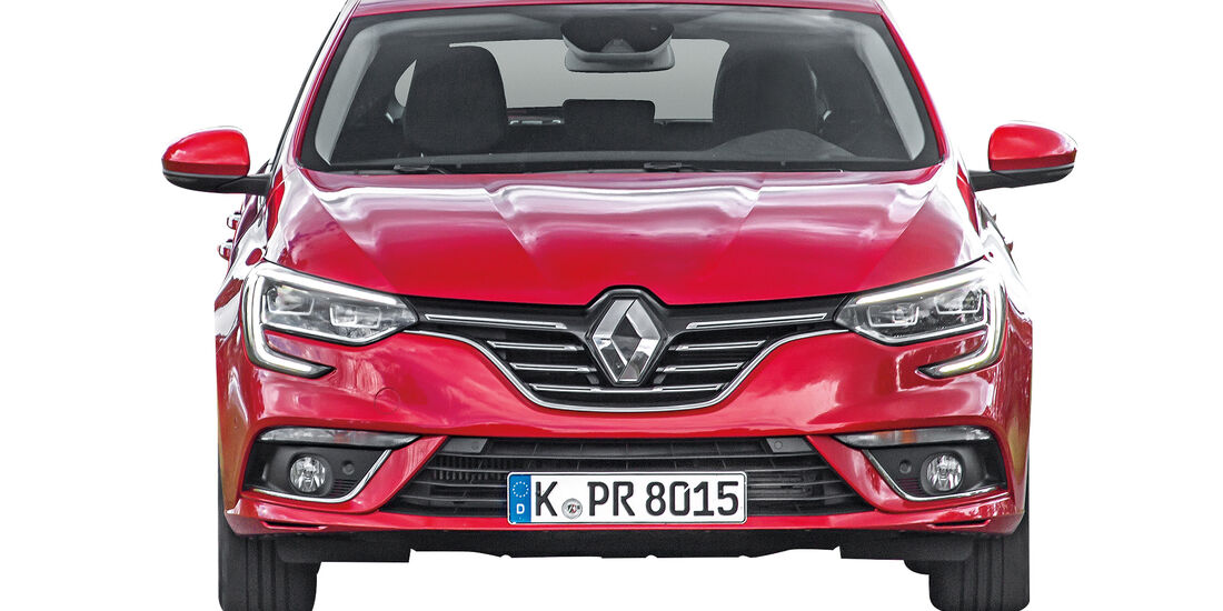 Renault Megane dCi 110