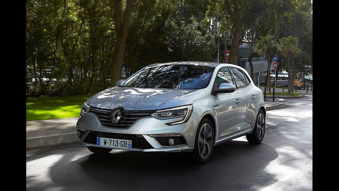 Renault Megane dCi 130