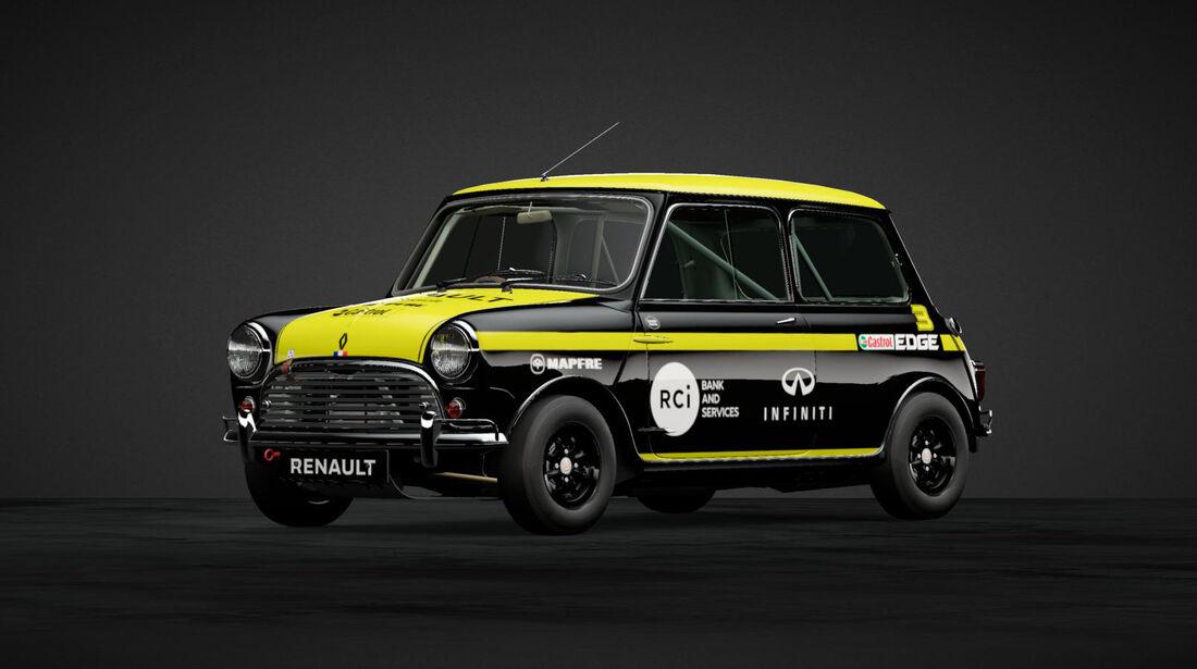 Renault - Mini in F1-Designs - 2019