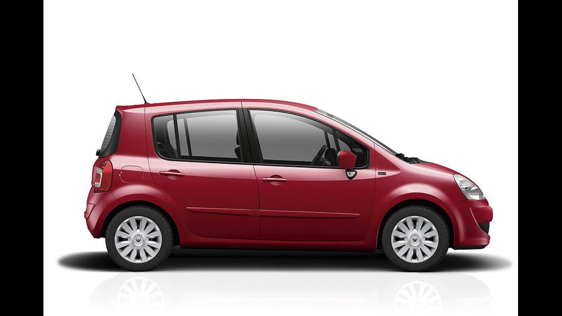 Renault Modus Yahoo-Sondermodell