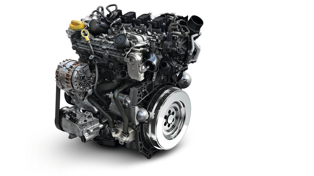 Renault Motor 1.3 Tce Genf 2018