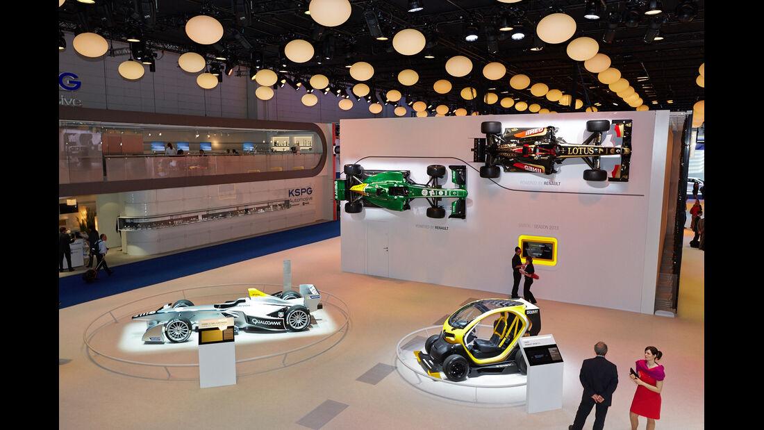 Renault Motorsport - IAA 2013