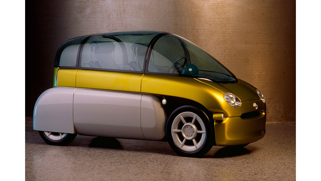 Renault Ökostudien, Renault Ampératrice