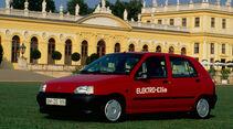 Renault Ökostudien, Renault Clio Elektro