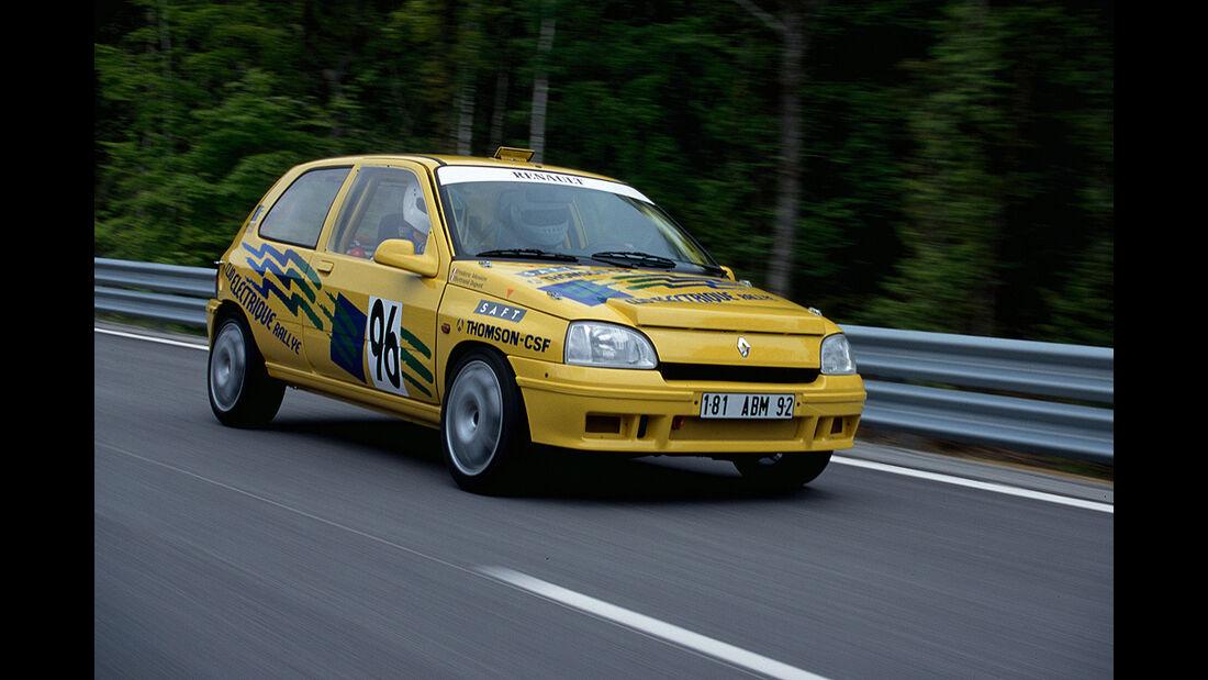 Renault Ökostudien, Renault Clio Rallye