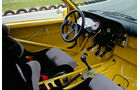 Renault Ökostudien, Renault Clio Rallye, Innenraum