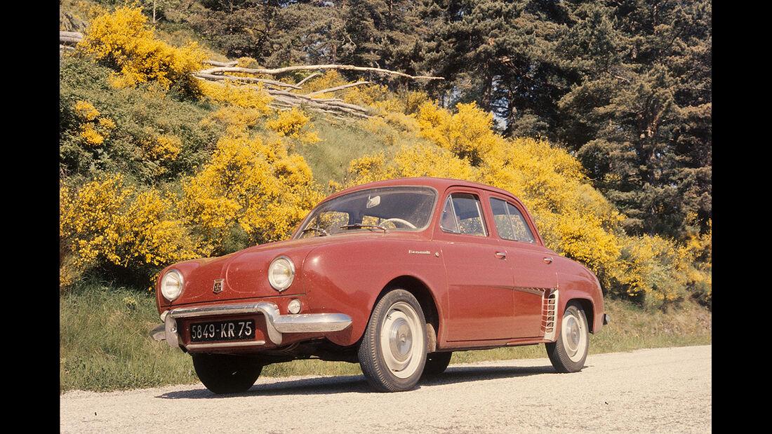 Renault Ökostudien, Renault Dauphine