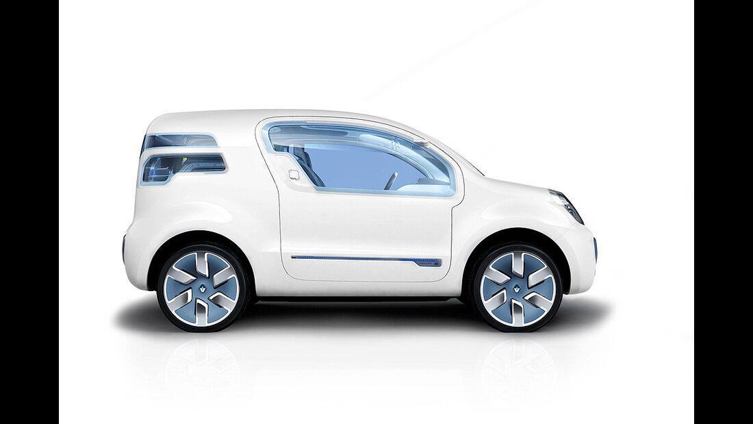 Renault Ökostudien, Renault Kangoo Z.E. Concept