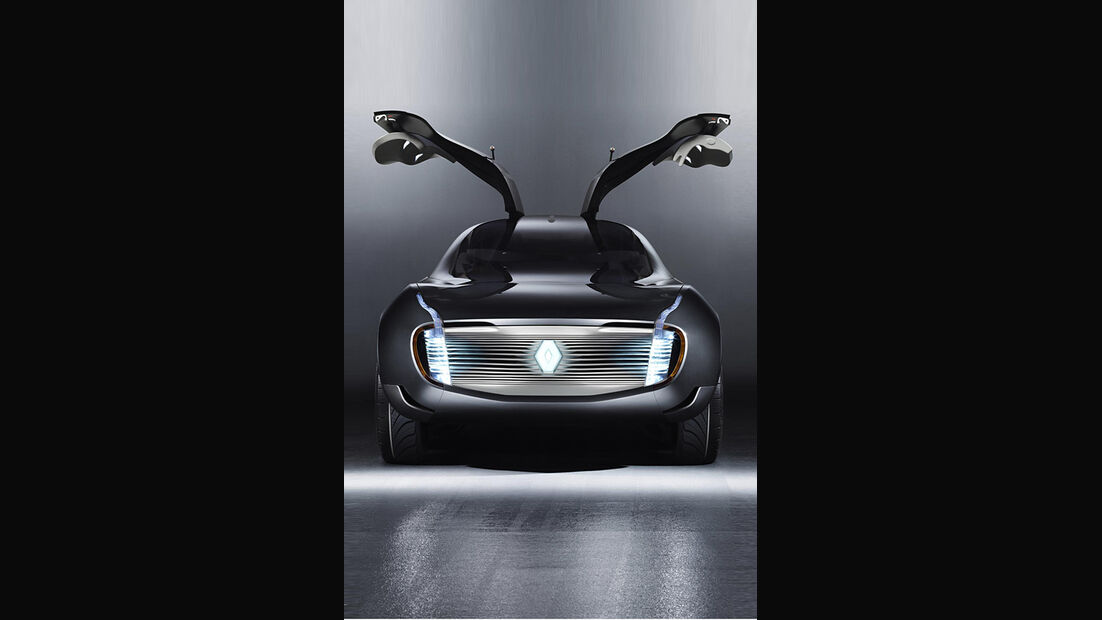 Renault Ökostudien, Renault Ondelios, Flügeltüren