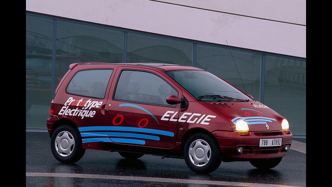 Renault Ökostudien, Renault Twingo Élégie