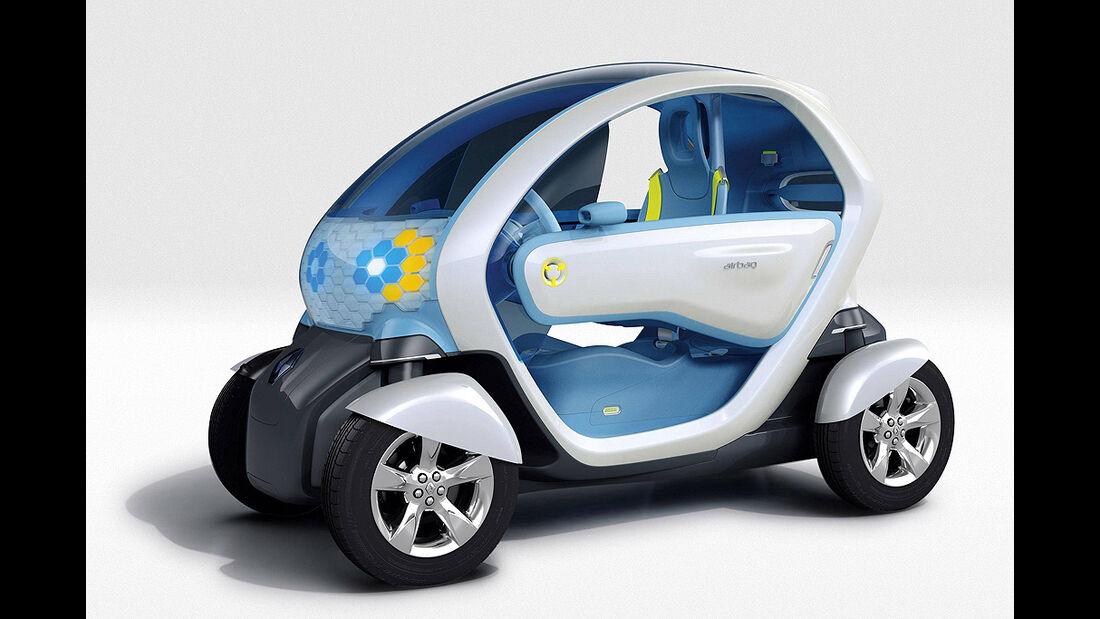 Renault Ökostudien, Renault Twizy Z.E. Concept
