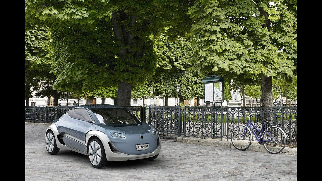 Renault Ökostudien, Renault Zoe Z.E. Concept